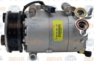 LR083481 Compressor - Air Conditioning  - Mahle ACP1393000P